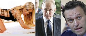 """È confermato: alle elezioni Putin correrà veramente contro """"due idioti"""""""