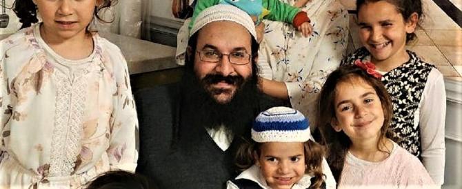 """Israele, assassinato rabbino a colpi di pistola. Hamas loda l'azione """"eroica"""""""