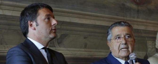 """De Benedetti: """"Davo del cazzone a Renzi, capisce poco di economia"""""""