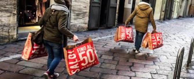 Saldi, al via la corsa per l'acquisto: ecco cosa compreranno gli italiani