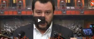 Salvini chiude la porta a Lupi e Tosi. «No a chi ha sostenuto la sinistra» (video)