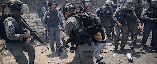 Israele, altri scontri per Gerusalemme capitale: decine di feriti
