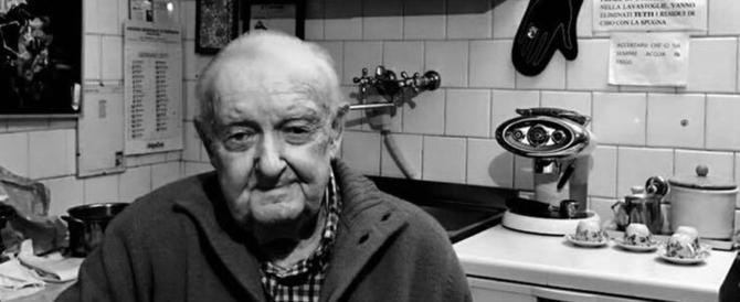 Il commovente omaggio (in poesia) di Vittorio Sgarbi al papà morto