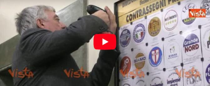 Elezioni, dal Sacro romano impero alla Dc: i primi simboli presentati al Viminale (video)