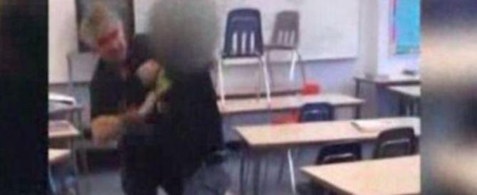 Siracusa, rompono una costola al prof che aveva rimproverato il figlio