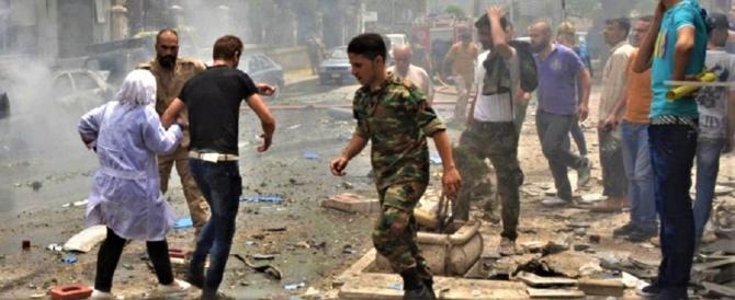 Siria, centomila civili ancora in fuga dal terrore degli islamici dell'Isis