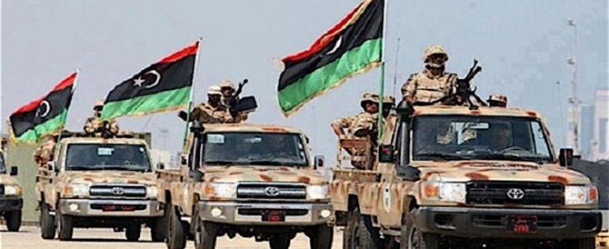 Dalla Libia schiaffo all'Italia: no ai soldati italiani. Ma non erano amici?