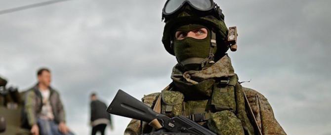 """Attacco con droni, i russi annunciano: """"Eliminato il gruppo terrorista"""" (video)"""