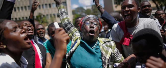 Kenya, stupri di neomamme in ospedale. Monta la protesta di piazza