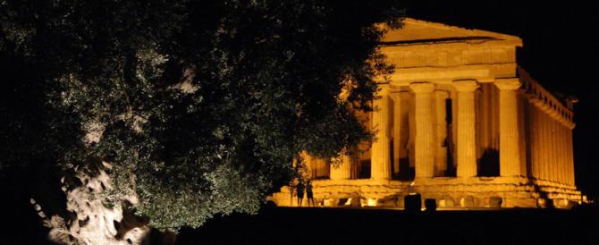 """Agrigento """"capitale della cultura"""", le parole di Catherine Spaak"""