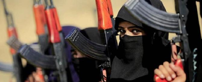 """""""Il prossimo attentato dell'Isis in Europa? Potrebbe compierlo una donna"""""""