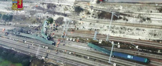 """Treno deragliato, non è stato un """"incidente"""": segnalati e non riparati 23 cm di binario"""