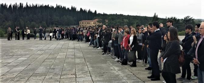 Campidoglio, Fratelli d'Italia ripristina il Viaggio del Ricordo alle foibe (video)