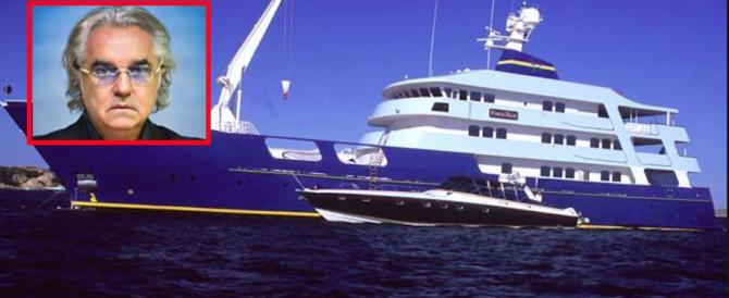 Anche i ricchi piangono: Briatore condannato per evasione fiscale sullo yacht