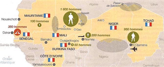 Dalla Ue 176 milioni alla forza inter africana. Ma non è la strada giusta