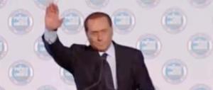 """… E il cavalier Berlusconi pronunciò il fascistissimo """"Me ne frego!"""" (video)"""