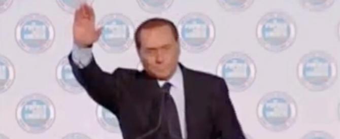 Berlusconi: no a nuove elezioni, sì a un governo di responsabilità