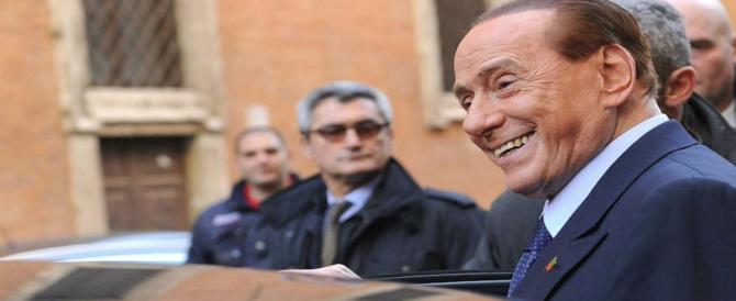 Silvio Berlusconi: «Per la politica ho sempre provato uno schifo totale»