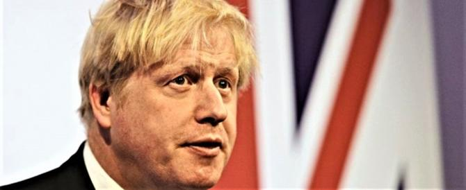 "Boris Johnson agli inglesi: ""La Brexit rappresenta la speranza, non la paura"""