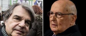 Brunetta contro Napolitano: «È il peggior presidente che abbiamo mai avuto»