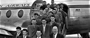 """Sessant'anni fa la """"Superga inglese"""" del Manchester United a Monaco"""