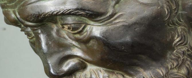 Musei, restaurato il busto di Michelangelo all'Accademia di Firenze