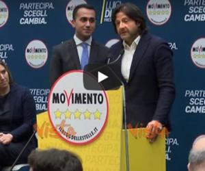 """Il cocco di Di Maio indagato per riciclaggio. """"Il lucano dell'anno"""", diceva Luigi… (video)"""