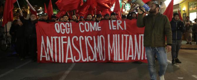 L'aggressore di Ursino agghiacciante su Fb: «Non ci ferma nessuno. Avanti Antifà»»