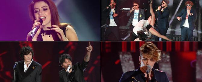 Sanremo, da The Kolors ad Annalisa: ecco gli artisti che stanno già volando