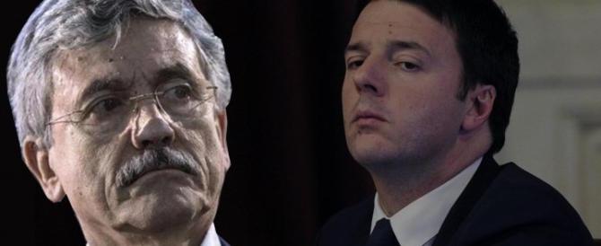 D'Alema: «Renzi è antipatico». È vero, ma neanche lui è Mister Simpatia