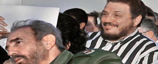Morto suicida il figlio di Fidel Castro: soffriva di depressione