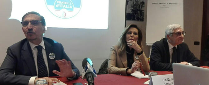 La Russa a Bologna con i candidati di FdI: sicurezza punto cardine del programma