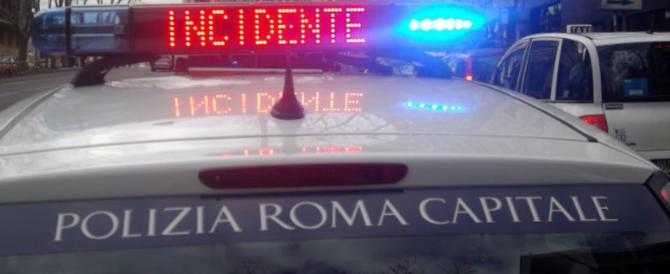 Roma, tragedia sulla Tangenziale Est. Muore un 20enne, due amici in codice rosso
