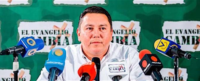 Venezuela: sospetto contrabbandiere evangelico sfida il dittatore Maduro