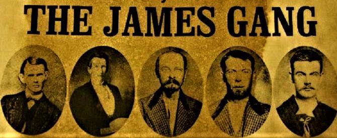 Billy the Kid e Jesse James protagonisti domani su RaiStoria