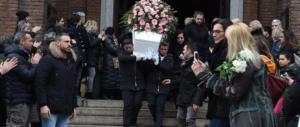 Laura Boldrini contestata ovunque, persino ai funerali di Jessica