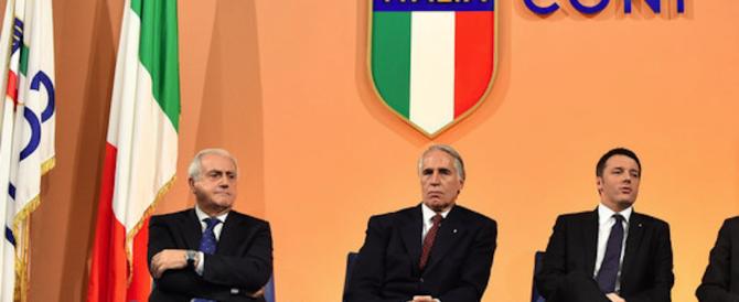 Malagò e Fabbricini ai vertici del calcio italiano. Le mani del Pd anche sul pallone…
