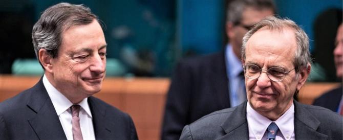 Allarme di Draghi: attenzione ai bitcoin, sono volatili e molto rischiosi