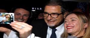 """Meloni in Sicilia: """"Basta manfrine sul candidato premier. Pensiamo a vincere"""" (video)"""
