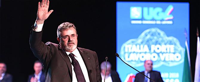 Ugl, Capone confermato all'unanimità alla guida del sindacato nazionale
