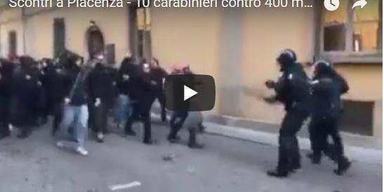 Solidarietà del centrodestra alle forze dell'ordine: Meloni chiama il brigadiere ferito