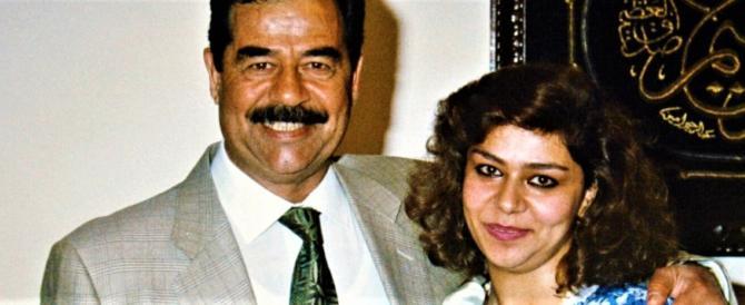 """La latitante Raghada non molla: """"Mio padre Saddam? Tradito dagli Usa"""""""
