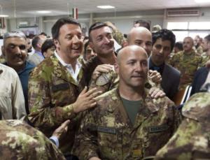 La missione di Renz?i Diventa una passerella