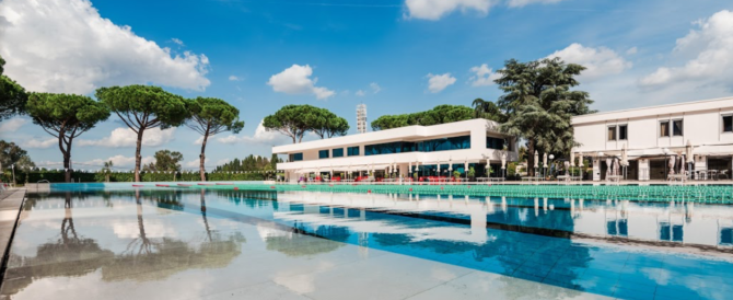 G8, confiscato il Salaria Sport Village al costruttore Anemone