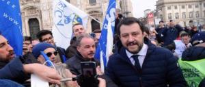 Salvini: «Per adesso dialogo con tutti. L'unica cosa certa: niente pastrocchi»