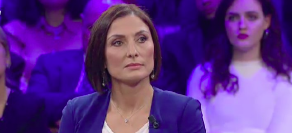La gaffe di Alessia Morani (Pd): il tricolore è nato dalla lotta antifascista (video)