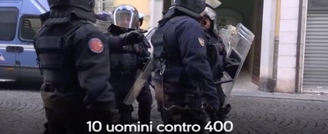 """Piacenza, i carabinieri dopo gli scontri: """"In 10 contro 400. Una mattanza"""" (video)"""