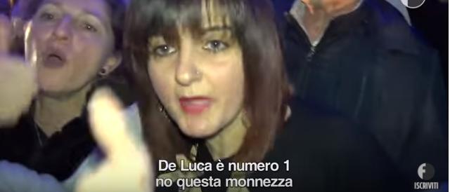 Giornalista di Fanpage cacciata dal convegno del Pd dove parla De Luca (video)