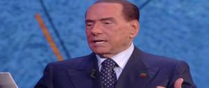Berlusconi: «La sinistra ha incancrenito i problemi che ora stanno esplodendo»