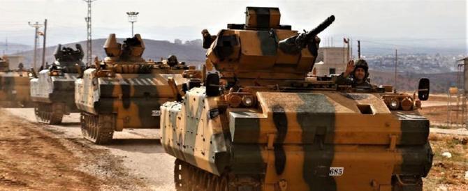 La Turchia non rispetta la risoluzione dell'Onu e prosegue l'invasione